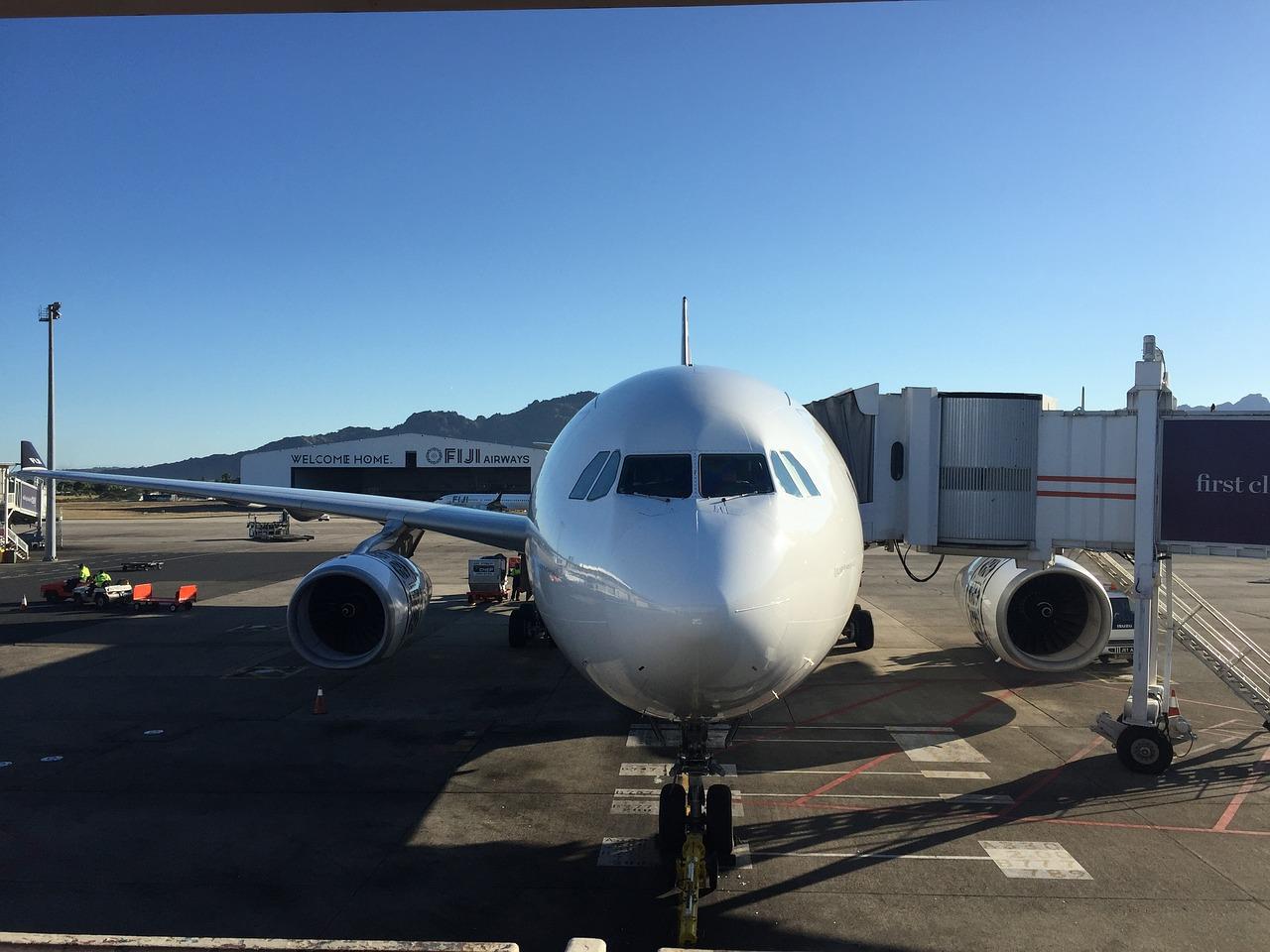 Fiji airport