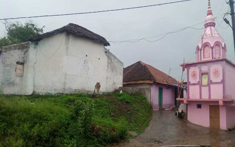 माचिवाड़ा के इस स्थान में कभी लगती थी कचहरी